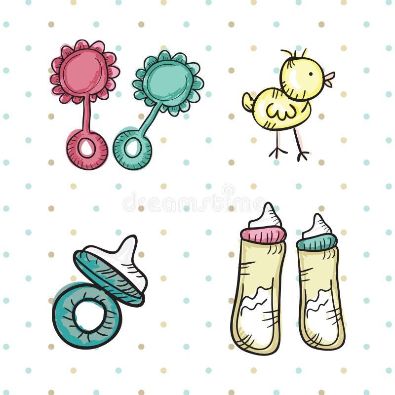 Download 婴孩象 向量例证. 插画 包括有 人力, 安慰者, 婴孩, 喜悦, 尿布, 圣经的, 子项, 衣裳, 眼睛 - 30331217