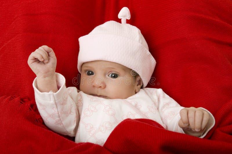 婴孩年轻人 库存照片