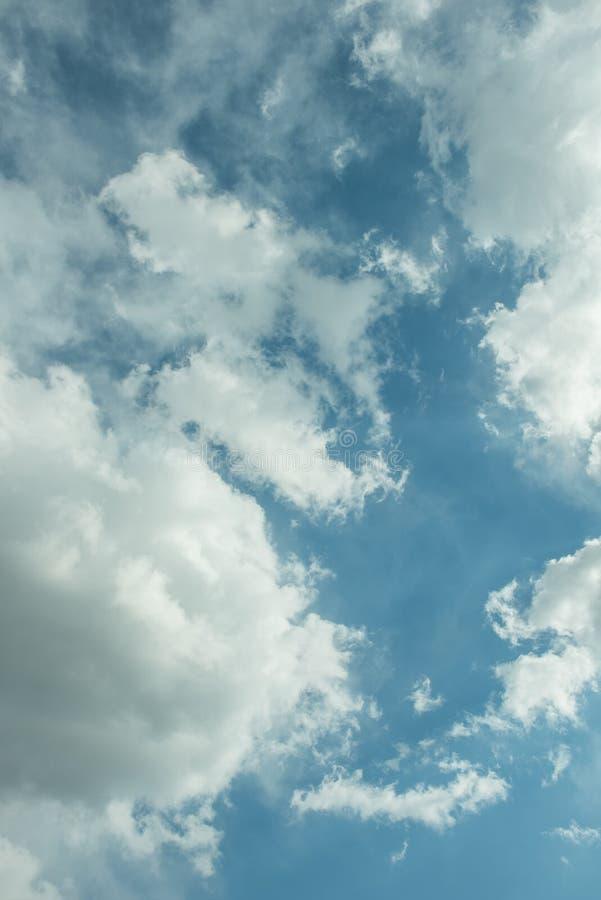 它韩国的` s天空 免版税库存图片