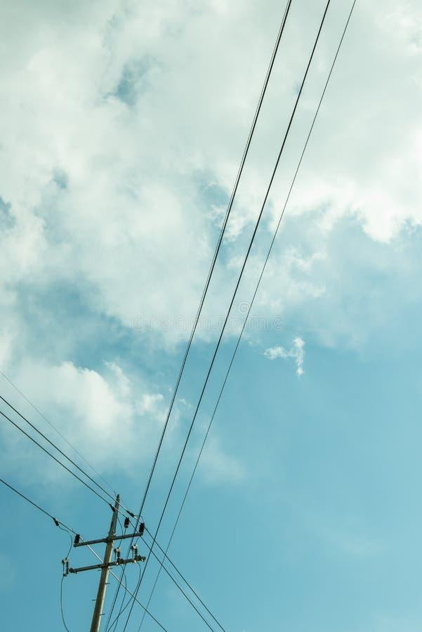 它韩国的` s天空 免版税库存照片