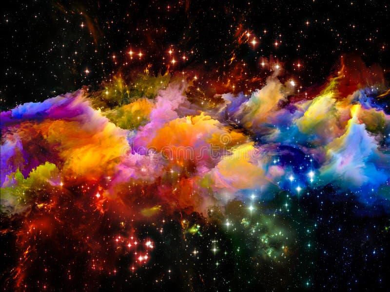 宇宙变化  免版税库存照片