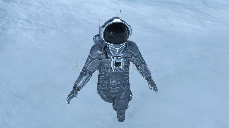 Download 宇航员 库存例证. 插画 包括有 工作室, 星形, 向船外, 诉讼, 技术, 重力, 行星, 科学, 工作 - 59106858