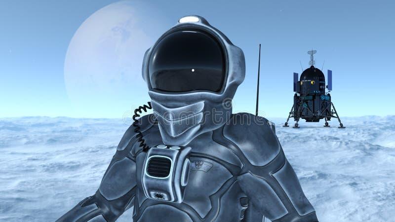 Download 宇航员 库存例证. 插画 包括有 外面, 星形, 空间, 重力, 向船外, 工作, 工作室, 诉讼, 科学 - 59106881