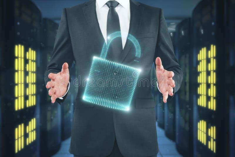 安全和网概念 免版税库存照片