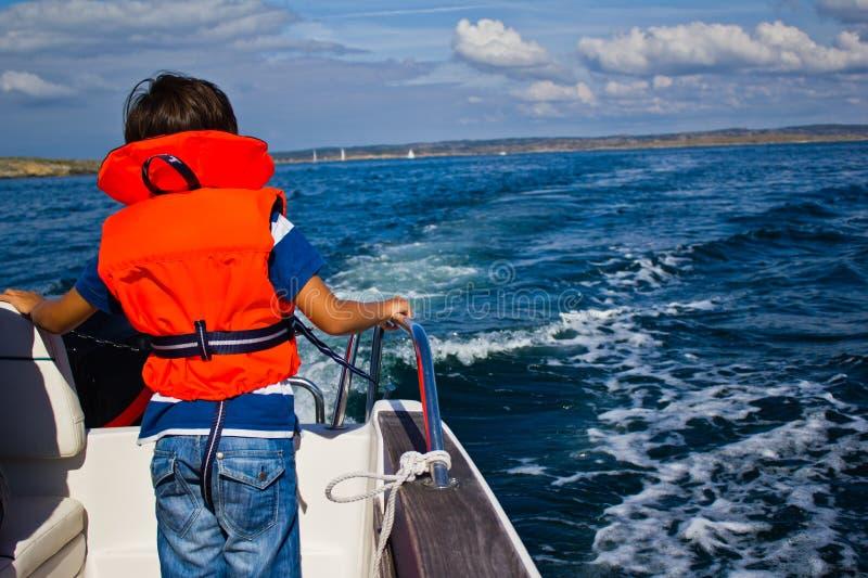 安全的海运 库存照片