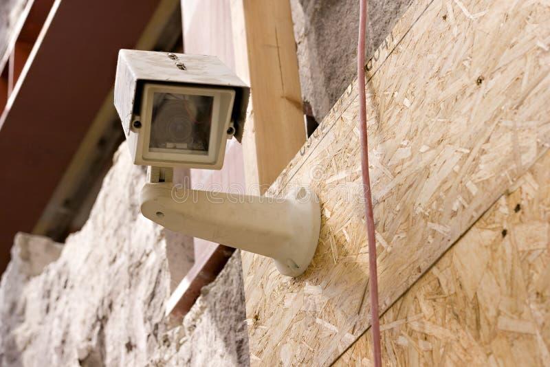 安全监控相机的照片,库存照片 库存图片