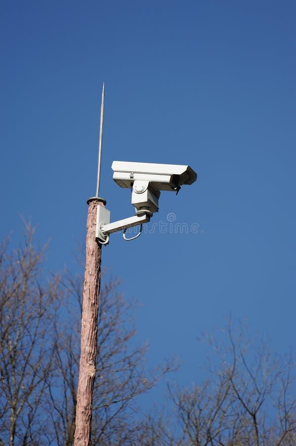 Download 安全监控相机 库存照片. 图片 包括有 观察, 透镜, 卫兵, 室外, 蓝色, 保密性, 照相机, 观察员 - 30335424