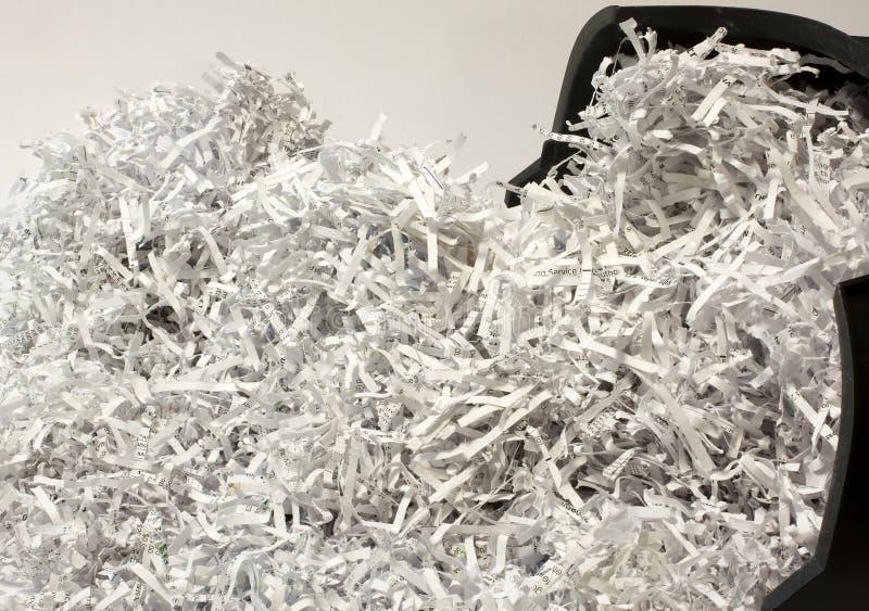 安全破坏的文件 免版税图库摄影