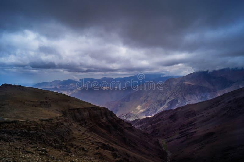 安地斯山脉de los 库存照片