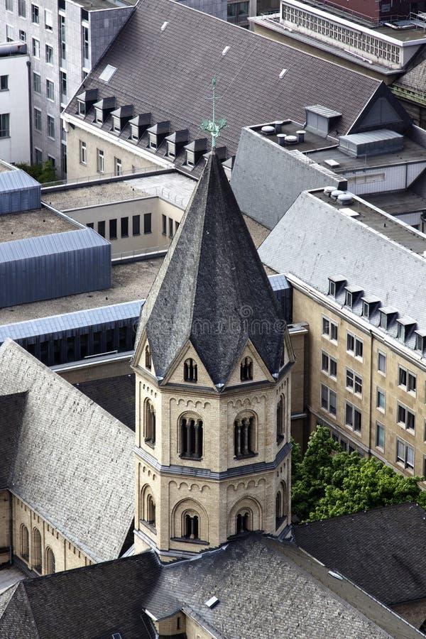 安德鲁教会st 图库摄影