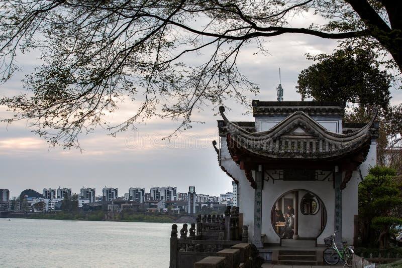 安徽中国 库存图片