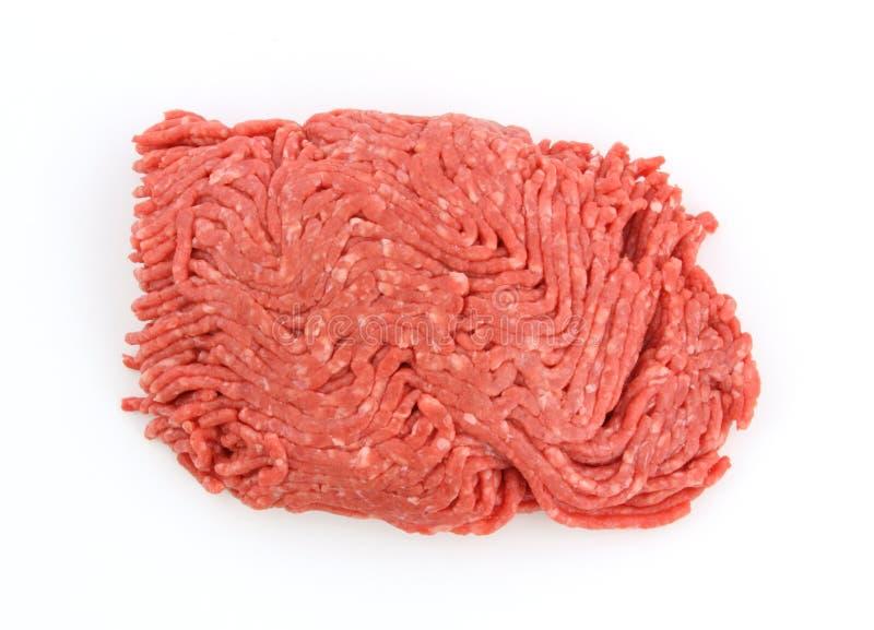 安格斯牛肉陆运 库存图片