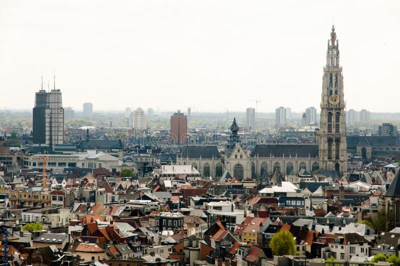 安特卫普-比利时 免版税图库摄影