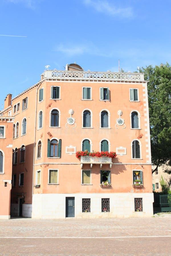 安置威尼斯 免版税库存图片