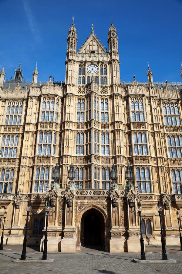安置议会 免版税库存照片