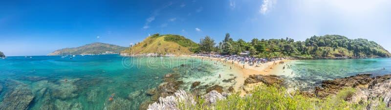 安达曼海海滩 免版税图库摄影