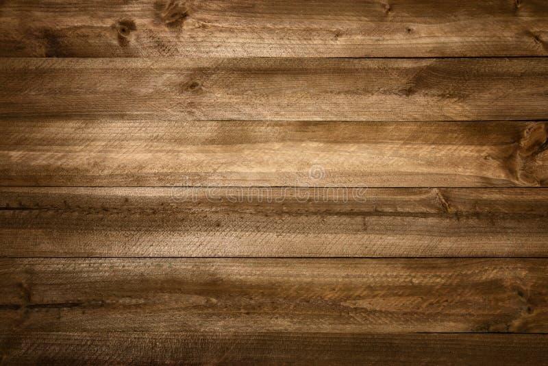完善的木板条背景 免版税库存图片