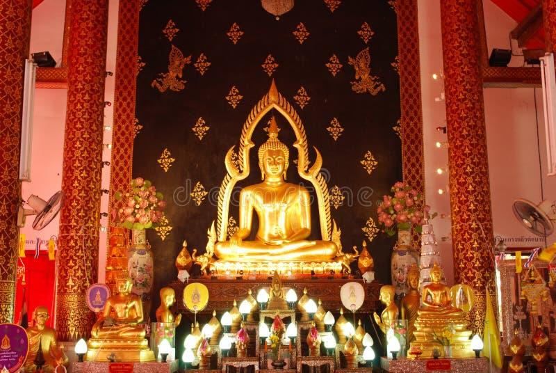 宗教信仰寺庙泰国 免版税库存照片