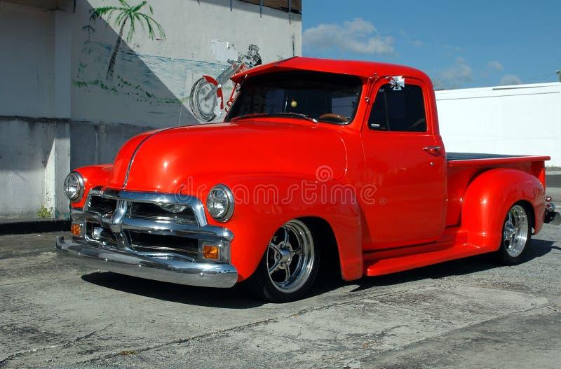 定制的卡车 免版税库存照片