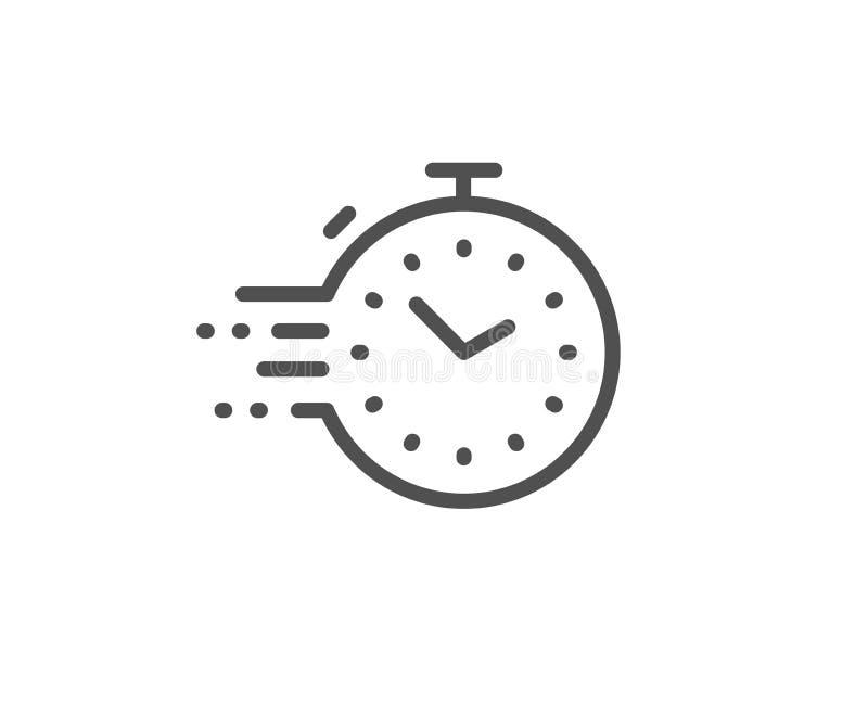 定时器线象 时间管理标志 ?? ?? 皇族释放例证