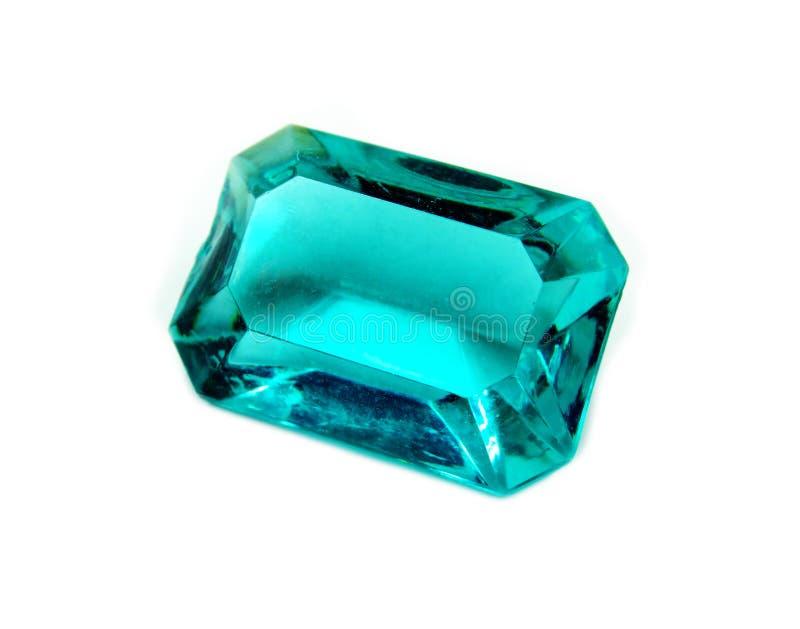 宝石水晶鲜绿色金刚石珠宝豪华时尚 库存照片