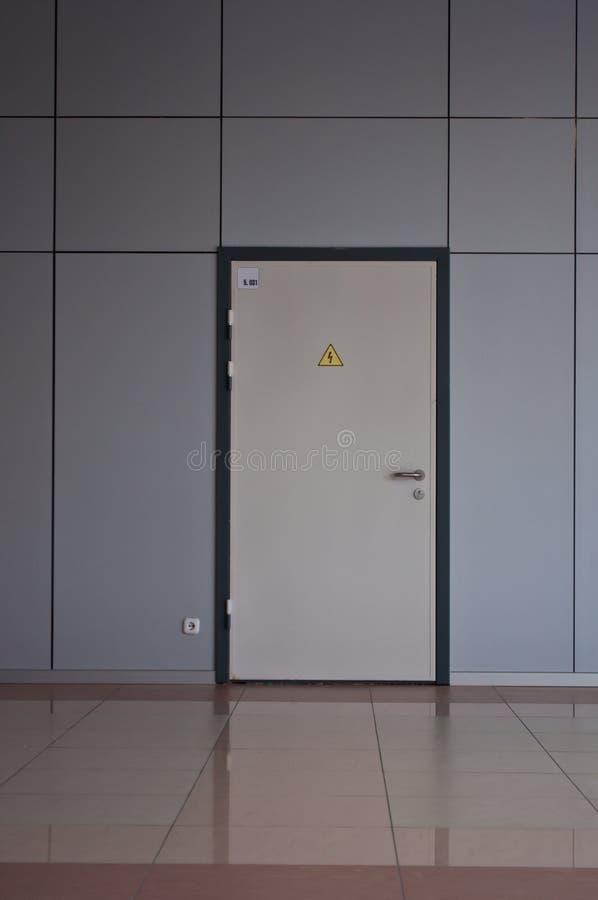 实用程序的门空间 库存照片