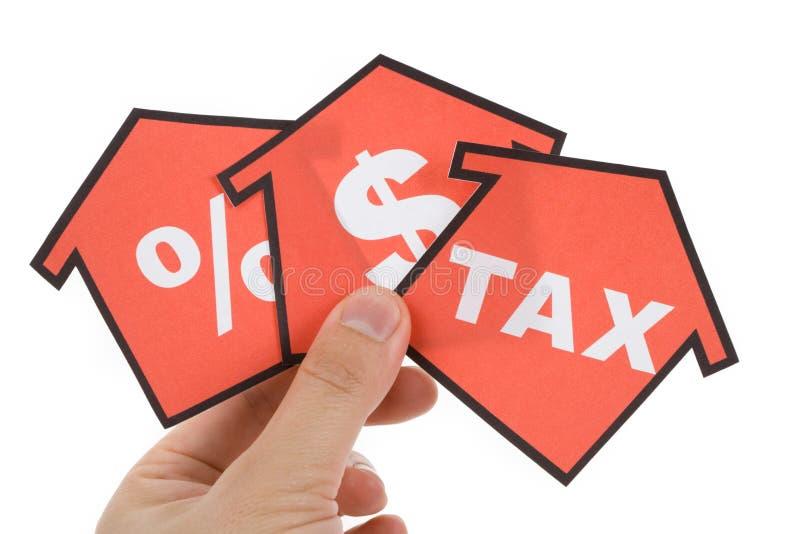 实际概念的庄园 免版税库存图片