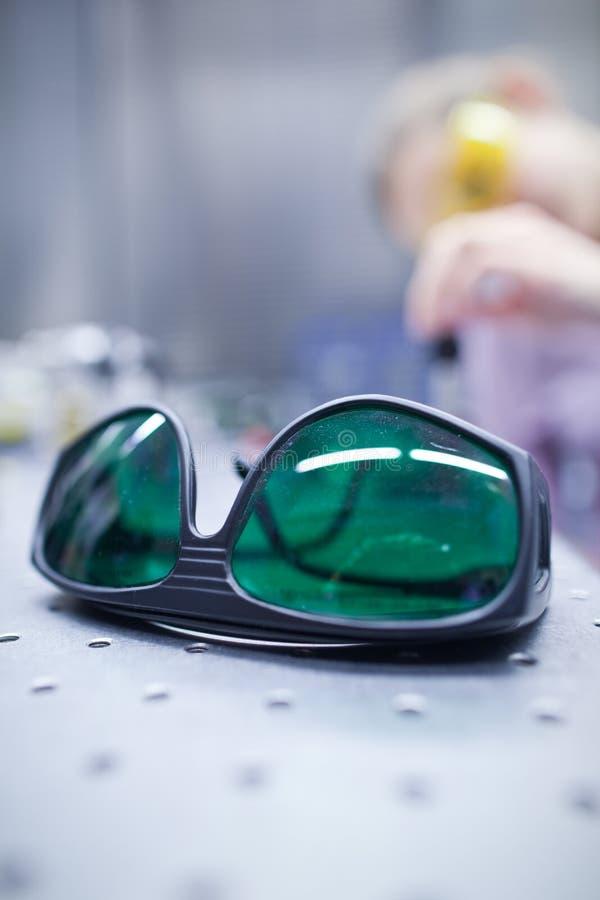 实验室光学数量 库存图片