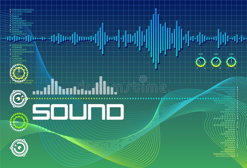 实验室海洋绿的声音