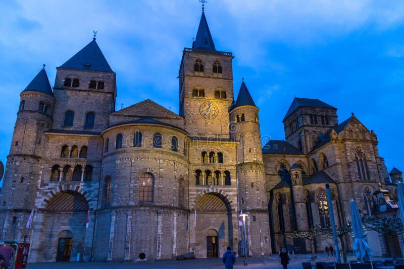 实验者的,德国大教堂 库存照片
