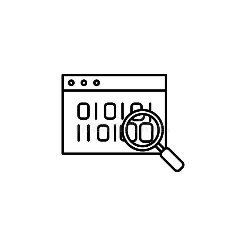 审计,网页象 一般数据的元素射出流动概念和网apps的象 稀薄的线审计,网页象可以是我们 向量例证