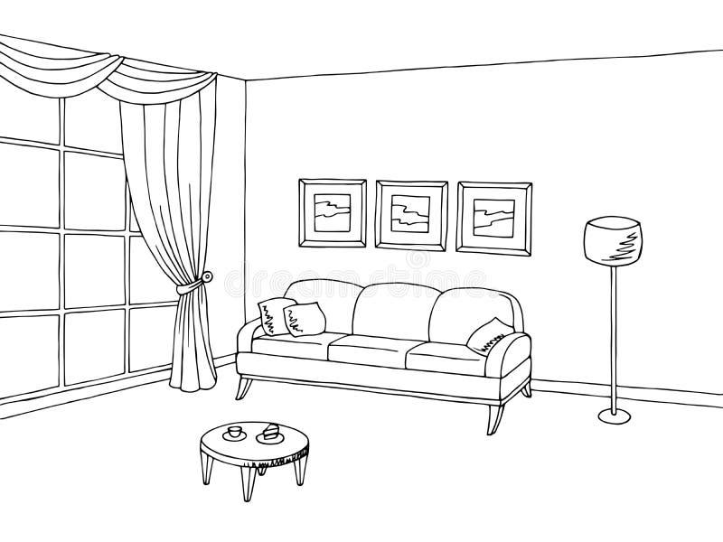 插画包括有房子图片
