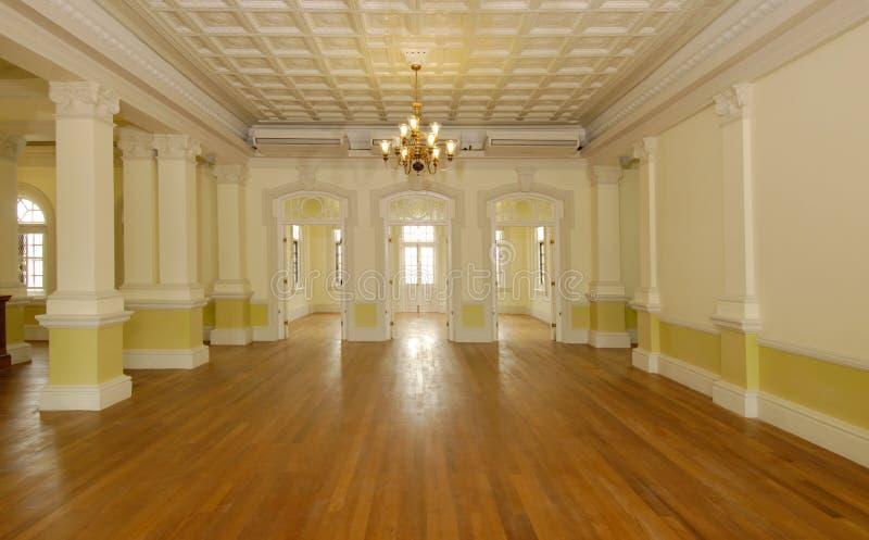 室内空间 免版税图库摄影