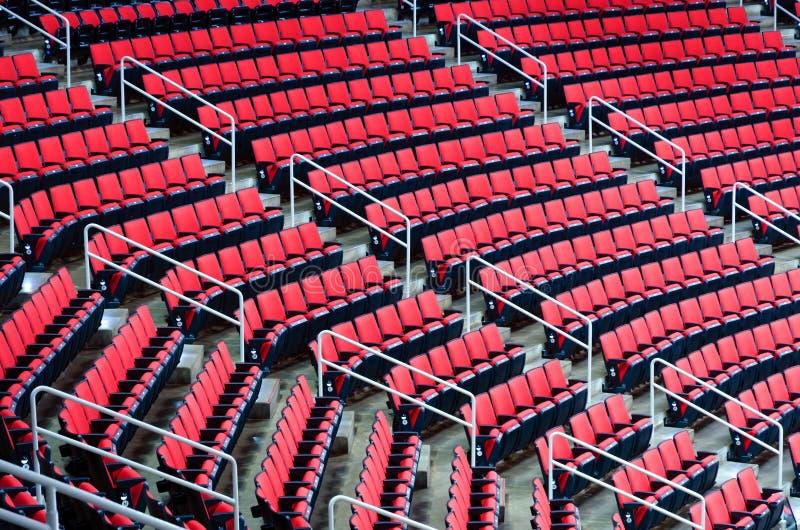 室内竞技场位子