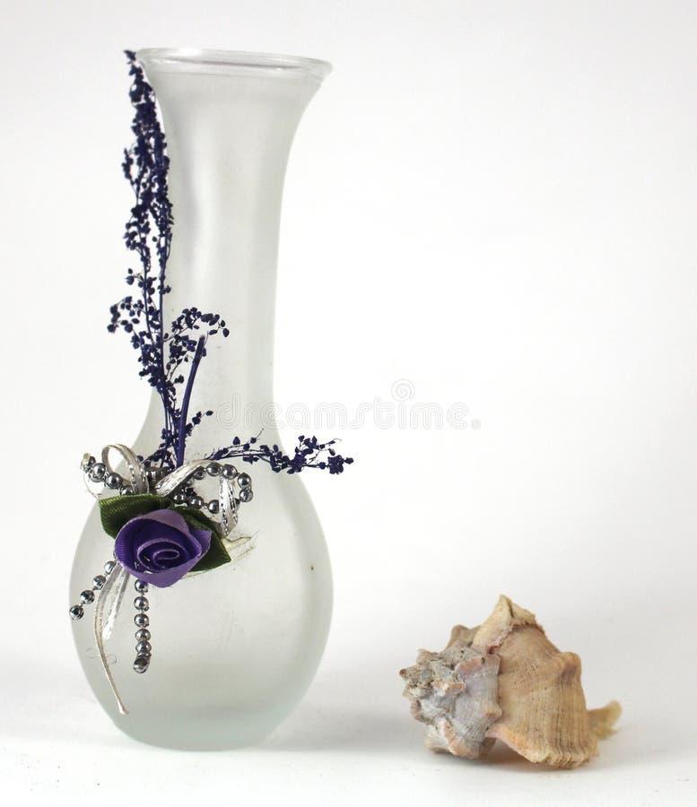 室内设计花瓶 库存照片