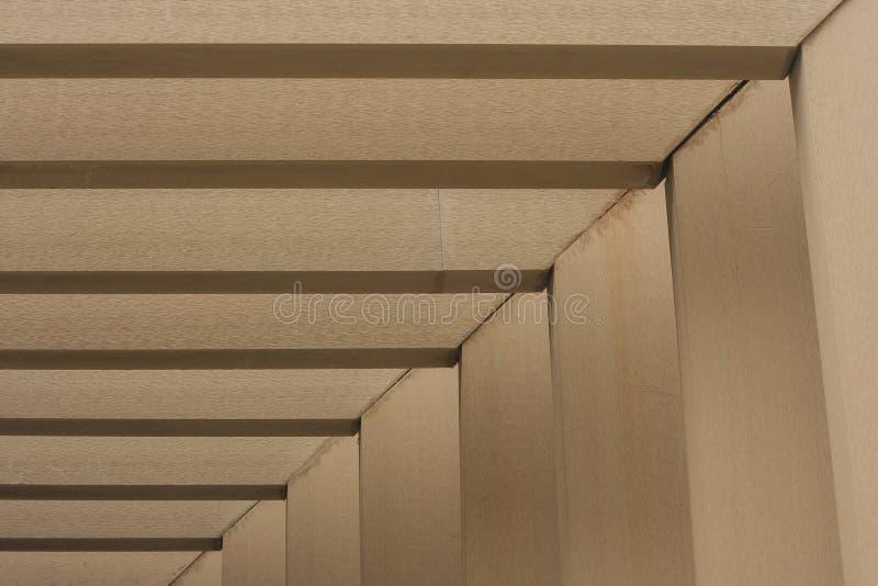 室外木制框架纹理  库存照片