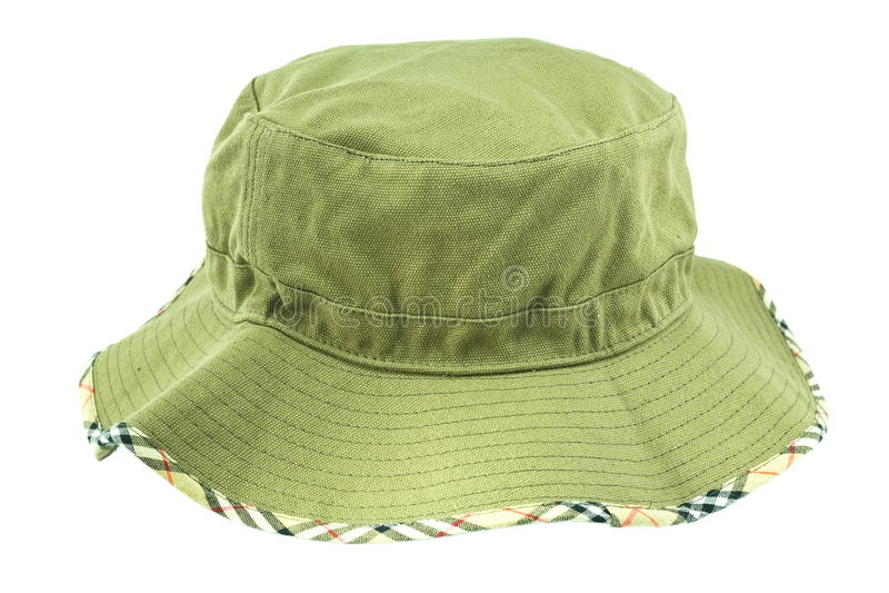 室外的帽子 免版税图库摄影