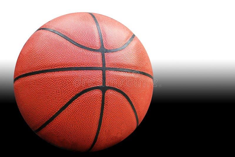 室外的篮球 免版税库存照片