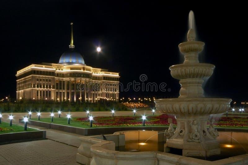 宫殿总统 免版税库存照片