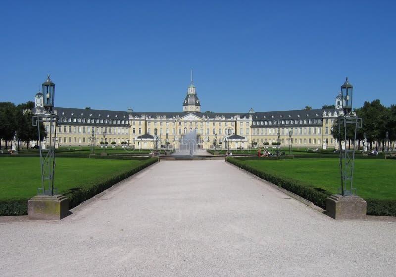 宫殿 库存照片