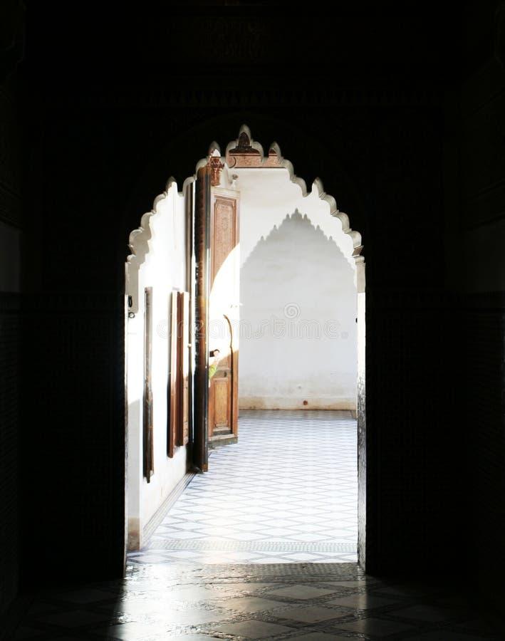 宫殿 免版税图库摄影