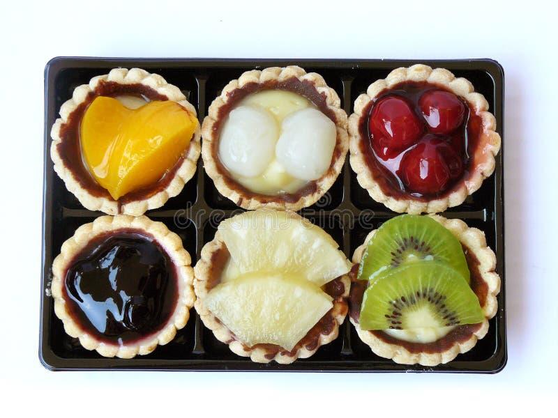 家做了果子馅饼集合 库存图片