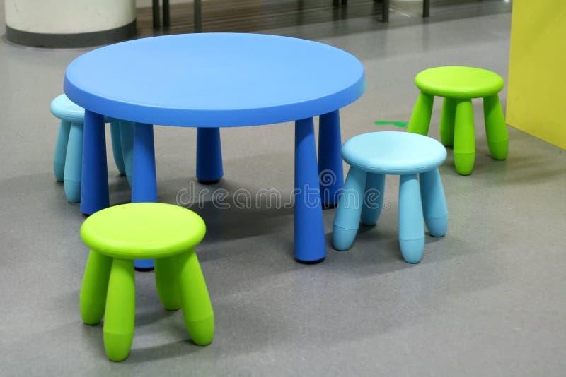 家具塑料 免版税库存图片