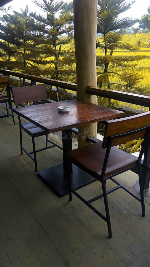 家具设计和风景3 库存图片
