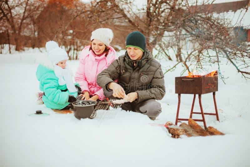 家庭。 免版税库存照片