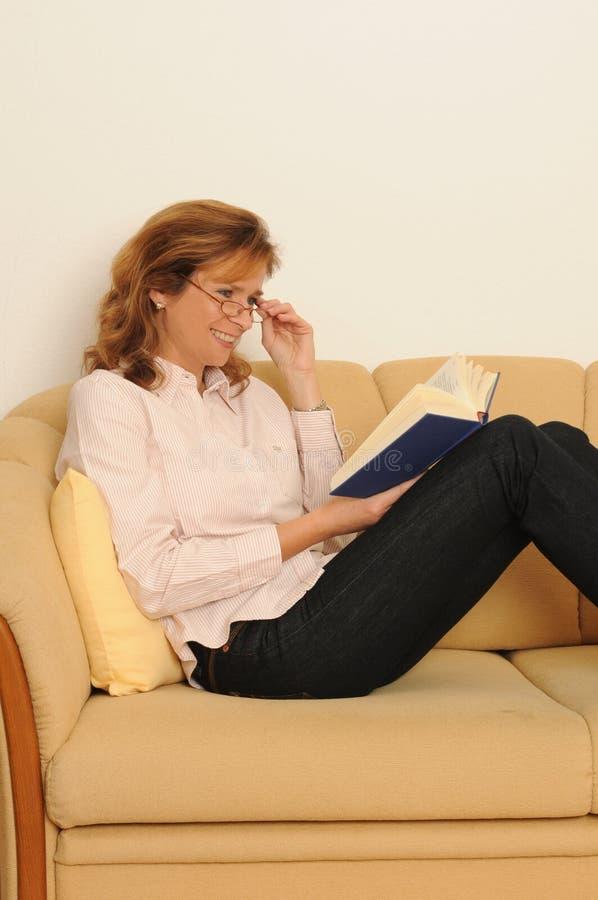 家庭妇女 免版税库存图片