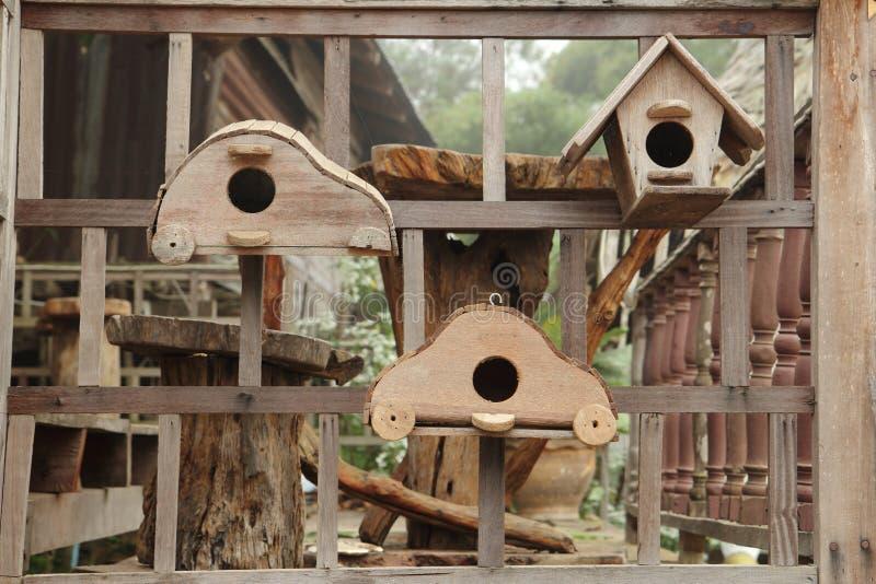 家庭巢 免版税库存图片