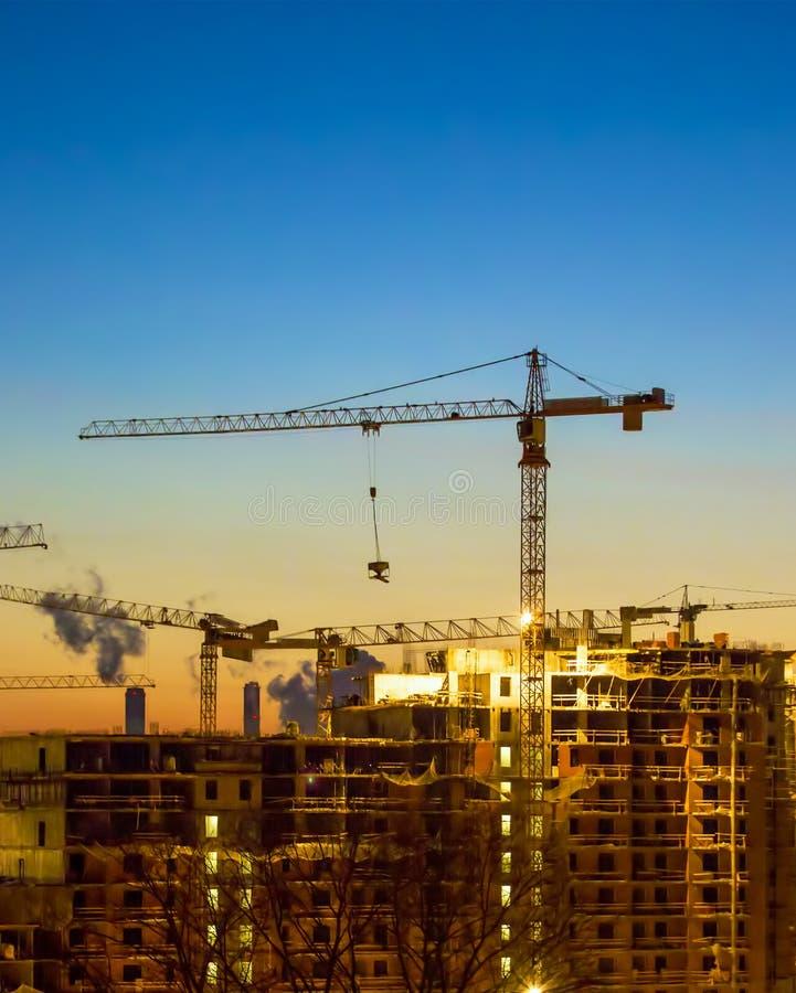 家庭建筑 免版税库存图片