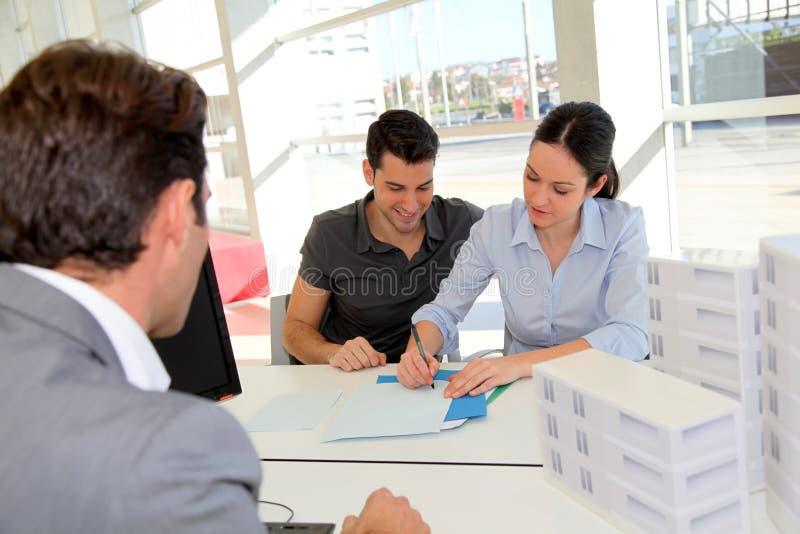 家庭投资 库存图片