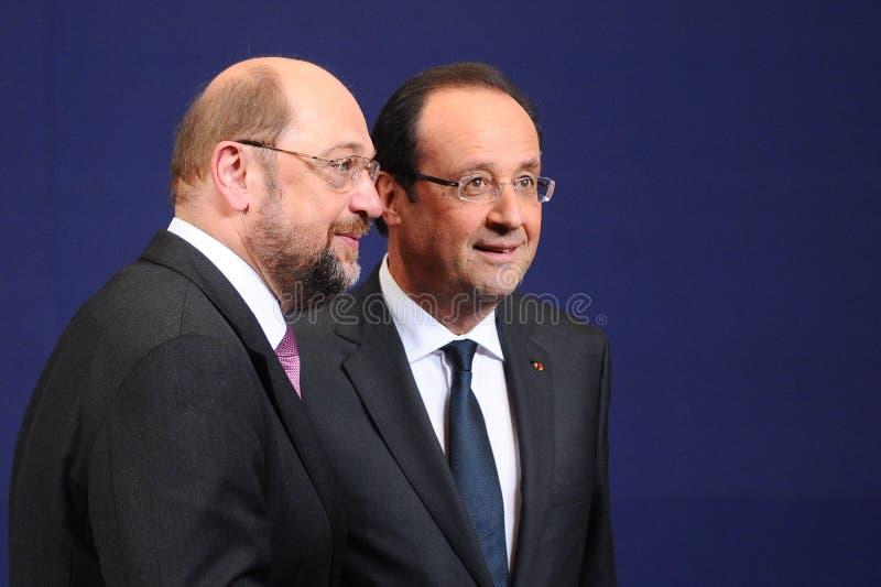 家庭照片-欧洲理事会 免版税库存照片